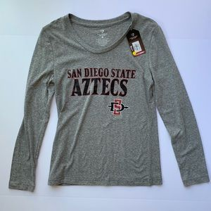 NWT Medium San Diego State Women's Shirt